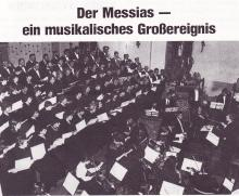 Messias in der Stadtpfarrkirche